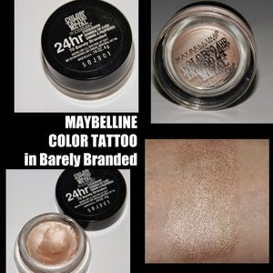 ✨Maybelline Color Tattoo 24hr